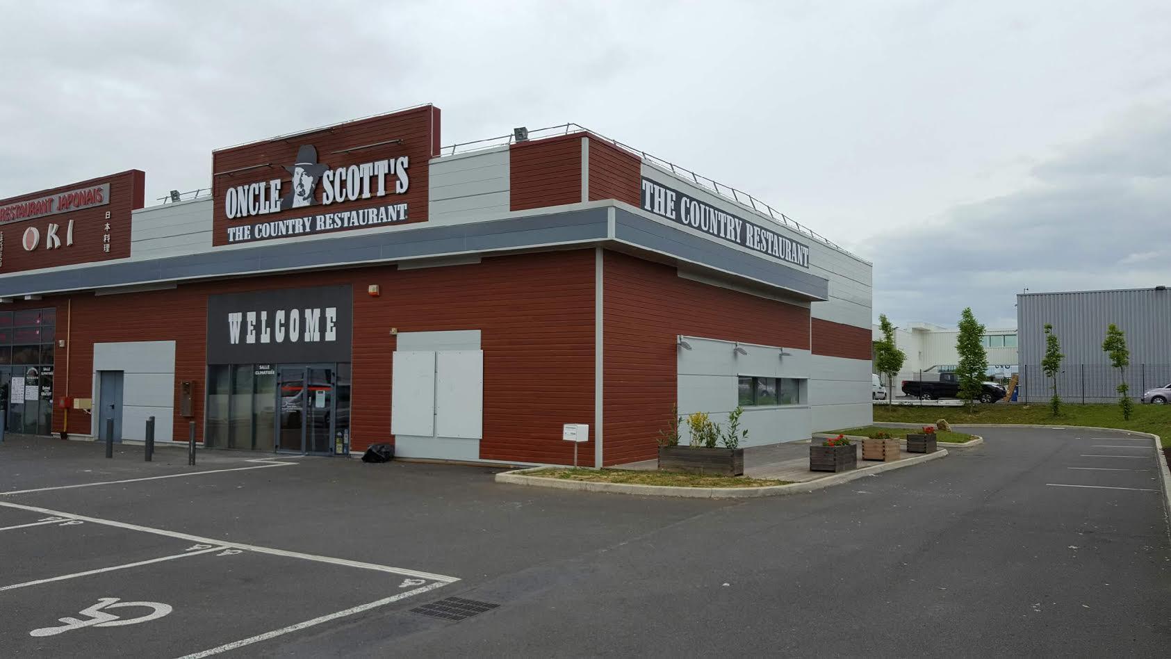 Oncle Scott's Mareuil Lès Meaux est ouvert !