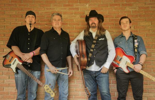 Scott Randall Rhodes & Mississppi River Band